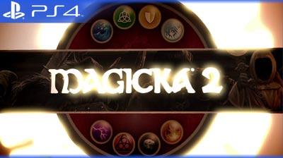 magicka 2 på playstation 4 ps4